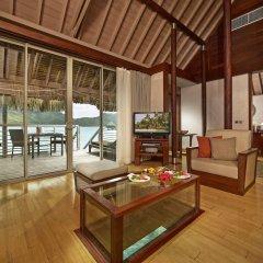 Отель InterContinental Bora Bora Resort and Thalasso Spa комната для гостей