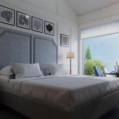 Hotel Villa Favorita Сан-Себастьян комната для гостей