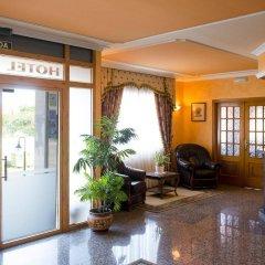 Hotel Alpina Вильянуэва-де-Ароса интерьер отеля фото 3