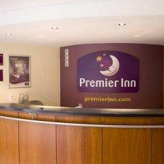 Отель Premier Inn London Southwark (Bankside) Великобритания, Лондон - отзывы, цены и фото номеров - забронировать отель Premier Inn London Southwark (Bankside) онлайн интерьер отеля