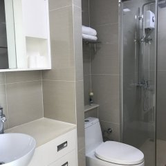 Отель TC Green ванная фото 2