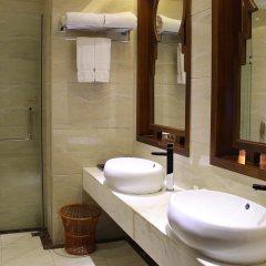 Отель Grand Metropark Bay Hotel Sanya Китай, Санья - отзывы, цены и фото номеров - забронировать отель Grand Metropark Bay Hotel Sanya онлайн ванная