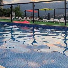 Гостиница Крымская Ницца бассейн фото 2