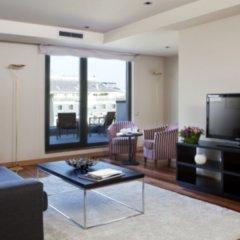 Отель Majestic Residence Испания, Барселона - 8 отзывов об отеле, цены и фото номеров - забронировать отель Majestic Residence онлайн комната для гостей фото 4