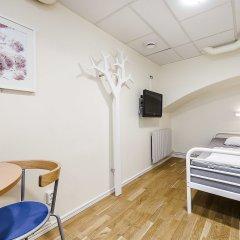 City Hostel Стокгольм комната для гостей