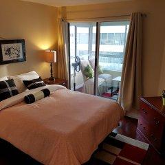 Отель in Downtown Vancouver Канада, Ванкувер - отзывы, цены и фото номеров - забронировать отель in Downtown Vancouver онлайн комната для гостей фото 5
