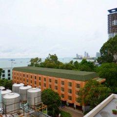 Отель Sawasdee SeaView Таиланд, Паттайя - 2 отзыва об отеле, цены и фото номеров - забронировать отель Sawasdee SeaView онлайн балкон