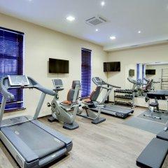 Гостиница Лесная Рапсодия фитнесс-зал фото 2