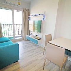 Отель Centric Sea By Pattaya Sunny Rentals Паттайя комната для гостей фото 3