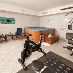 Отель St.george Прага фитнесс-зал