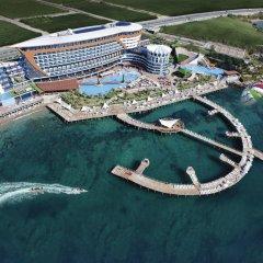 Granada Luxury Resort & Spa Турция, Аланья - 1 отзыв об отеле, цены и фото номеров - забронировать отель Granada Luxury Resort & Spa онлайн пляж фото 2