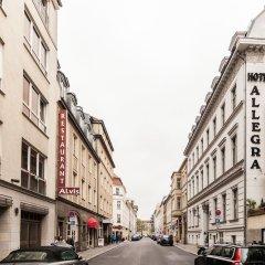 Top Vch Hotel Allegra Berlin Берлин