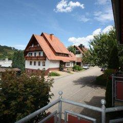 Hotel Klosterbräustuben балкон
