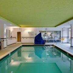 Отель Fairfield Inn And Suites By Marriott Lake City Лейк-Сити бассейн фото 3