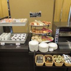 Отель Dormy Inn Premium Hakata Canal City Mae питание
