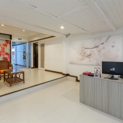 Отель Best Western Premier Bangtao Beach Resort And Spa Пхукет интерьер отеля фото 3