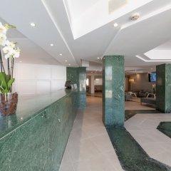 Отель Apartamentos Delfin Casa Vida интерьер отеля