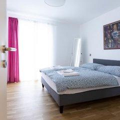 Отель Barrierfree Appartments Salzburg Австрия, Зальцбург - отзывы, цены и фото номеров - забронировать отель Barrierfree Appartments Salzburg онлайн комната для гостей фото 4