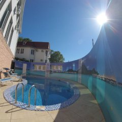Гостиница Helius бассейн фото 2