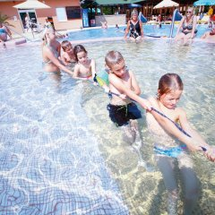 Hotel Európa Fit детские мероприятия