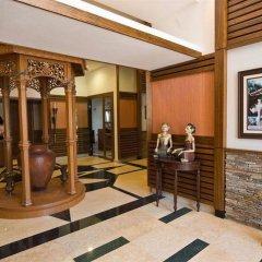 Отель Emerald Beach Resort & SPA Болгария, Равда - отзывы, цены и фото номеров - забронировать отель Emerald Beach Resort & SPA онлайн интерьер отеля