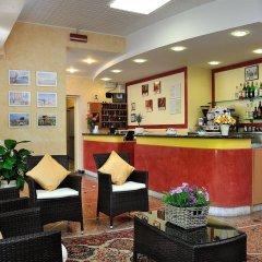Hotel Capri Римини интерьер отеля