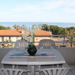 Отель Happy Few - La Suite Californienne Франция, Ницца - отзывы, цены и фото номеров - забронировать отель Happy Few - La Suite Californienne онлайн балкон