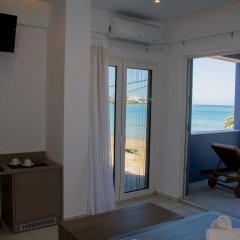 Отель Stalis Blue Sea Front Deluxe Rooms комната для гостей фото 4