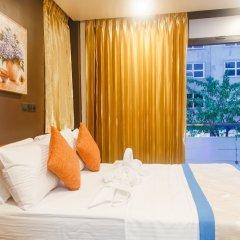 Отель Club Blu Мальдивы, Мале - отзывы, цены и фото номеров - забронировать отель Club Blu онлайн комната для гостей фото 4