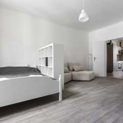 Апартаменты Premier Apartment Old Town Hradebni комната для гостей фото 4