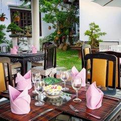 Отель Riverside Impression Homestay Villa питание