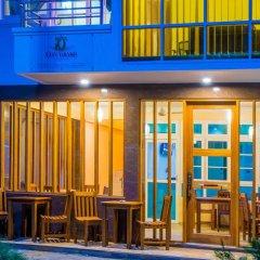 Отель City Grand Мале гостиничный бар