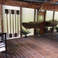 Отель Dive Villa Thoddoo Мальдивы, Атолл Алиф-Алиф - отзывы, цены и фото номеров - забронировать отель Dive Villa Thoddoo онлайн балкон