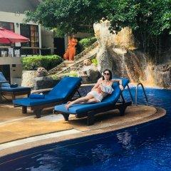 Отель Club Bamboo Boutique Resort & Spa бассейн