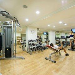 Dom Jose Beach Hotel фитнесс-зал фото 2