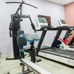 Отель Paconsu Suites Калабар фитнесс-зал