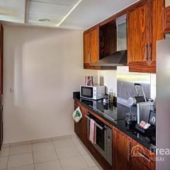 Апартаменты Dream Inn Dubai Apartments - Burj Residences Дубай в номере фото 2
