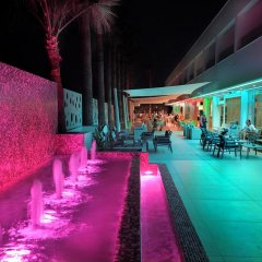 Nelia Beach Hotel фитнесс-зал