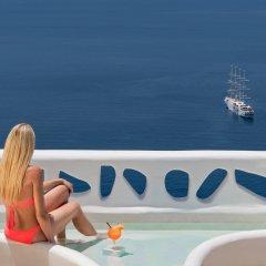 Отель Athina Luxury Suites Греция, Остров Санторини - отзывы, цены и фото номеров - забронировать отель Athina Luxury Suites онлайн балкон