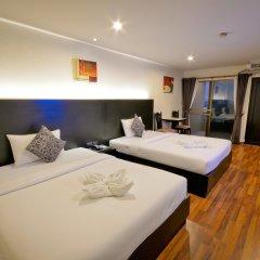 Отель Boss Mansion Residence комната для гостей фото 3