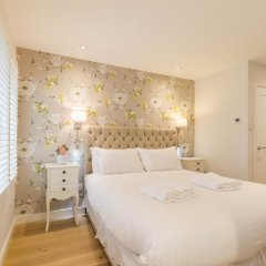 Отель 2 Bed, 2 bath flat in Covent Garden комната для гостей фото 3