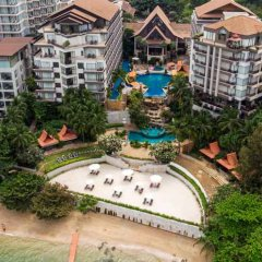 Отель Garden Cliff Resort and Spa Таиланд, Паттайя - отзывы, цены и фото номеров - забронировать отель Garden Cliff Resort and Spa онлайн фото 8
