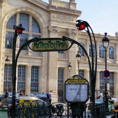 Отель New Hôtel Gare du Nord фото 6