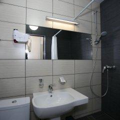 Гостиница Санаторий Анапа Океан в Анапе 1 отзыв об отеле, цены и фото номеров - забронировать гостиницу Санаторий Анапа Океан онлайн ванная