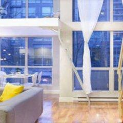 Отель King Suites Downtown Vancouver Канада, Ванкувер - отзывы, цены и фото номеров - забронировать отель King Suites Downtown Vancouver онлайн комната для гостей фото 3