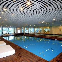 Su & Aqualand Турция, Анталья - 13 отзывов об отеле, цены и фото номеров - забронировать отель Su & Aqualand онлайн бассейн