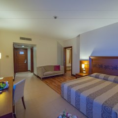 Отель Kirman Leodikya Resort - All Inclusive комната для гостей фото 3
