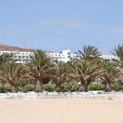 Отель Alameda de Jandía пляж фото 2