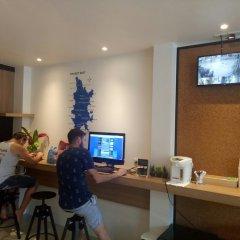 Отель Stay@kata Poshtel комната для гостей фото 3