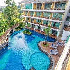 Отель Aqua Resort Phuket с домашними животными